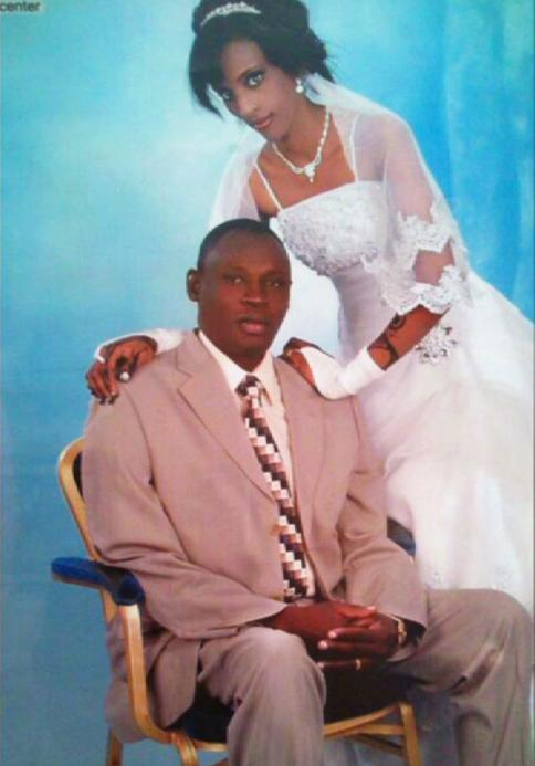 Meriam e esposo