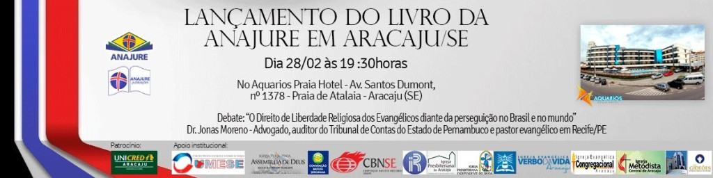 Banner Aracaju