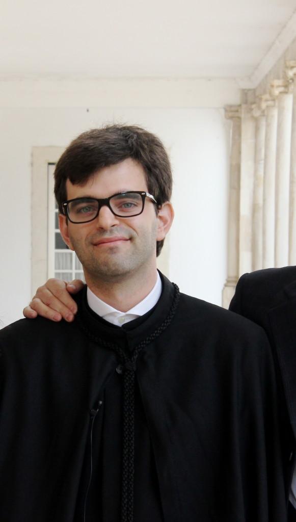 Davide Argiolas. Consultor da ANAJURE em Portugal
