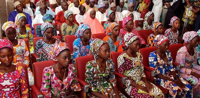 Freed-Chibok-girls
