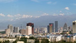 China-Xinjiang-Urumqi